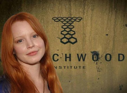 Of TV, Torchwood, and Lauren Ambrose